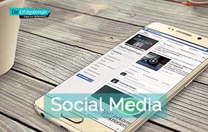Social Media Facebook Marketing - Die Erfolgsbringer