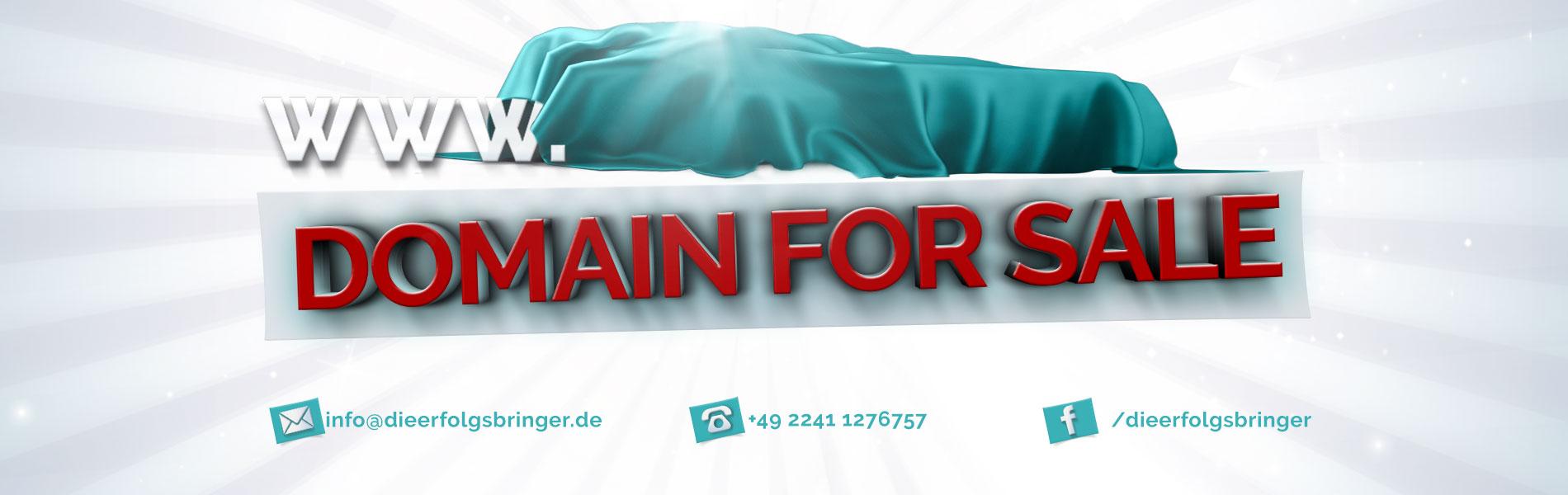Domainhandel - Domain Verkauf